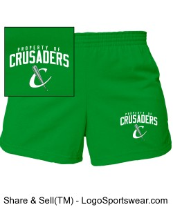 Ladies /Junior Cheerleading Short Design Zoom